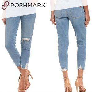 Joe's Jeans High Rise Straight Crop